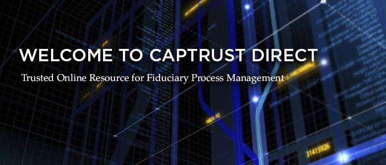 Welcome to Captrust